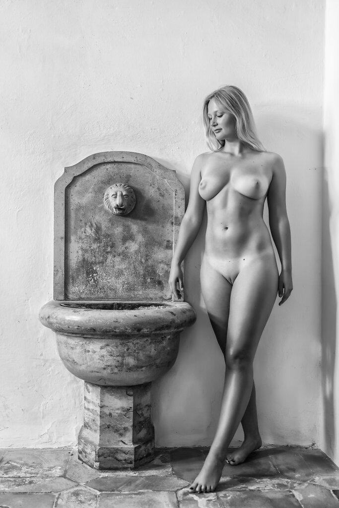 Am Wandbrunnen